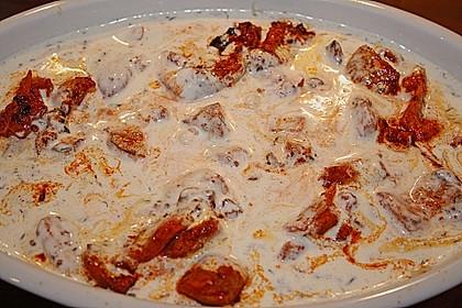 Überbackenes Sauerkraut 4
