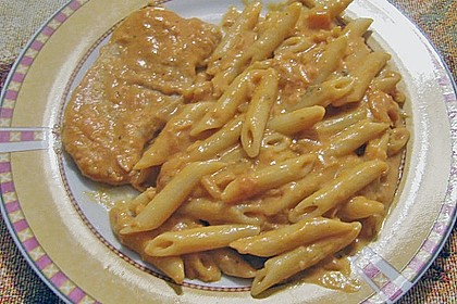 Gorgonzola-Schnitzel 66
