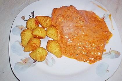 Gorgonzola-Schnitzel 42