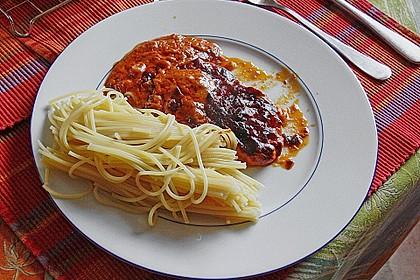 Gorgonzola-Schnitzel 26