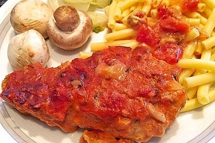 Gorgonzola-Schnitzel 48