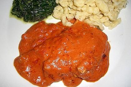 Gorgonzola-Schnitzel 30