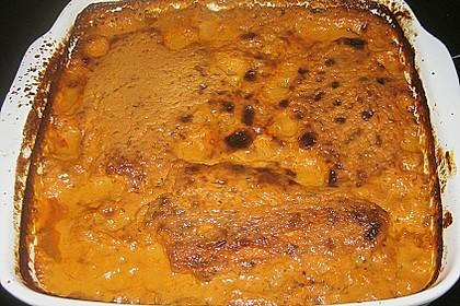 Gorgonzola-Schnitzel 70