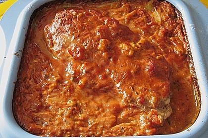 Gorgonzola-Schnitzel 20