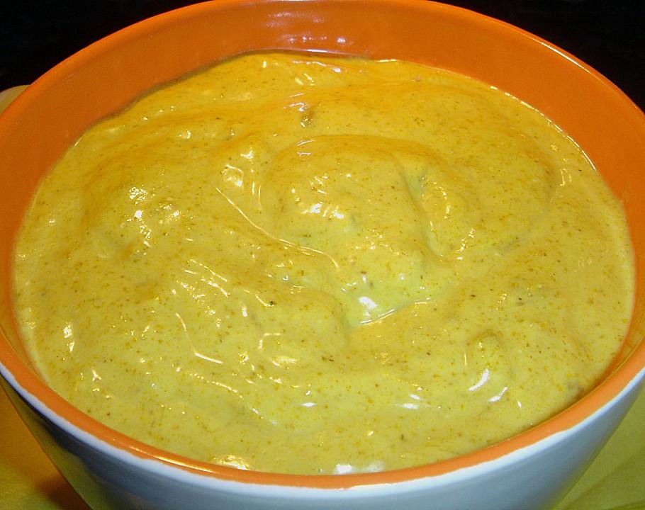 bananen curry dip rezept mit bild von experimentiererin. Black Bedroom Furniture Sets. Home Design Ideas