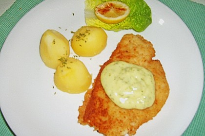 Sauce Bearnaise nach Monis Art