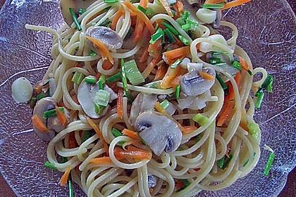 Gemüsespaghetti 0