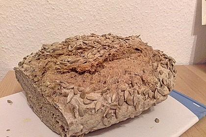 3 Minuten Brot 90