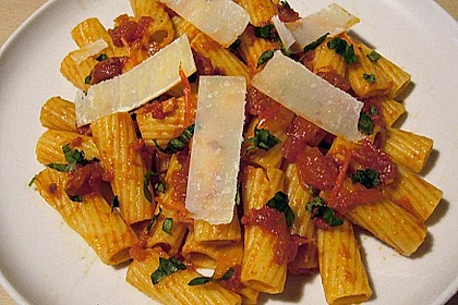 Pasta all'arrabiata