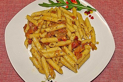 Pasta all'arrabiata 3