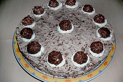 Rocher - Torte 11