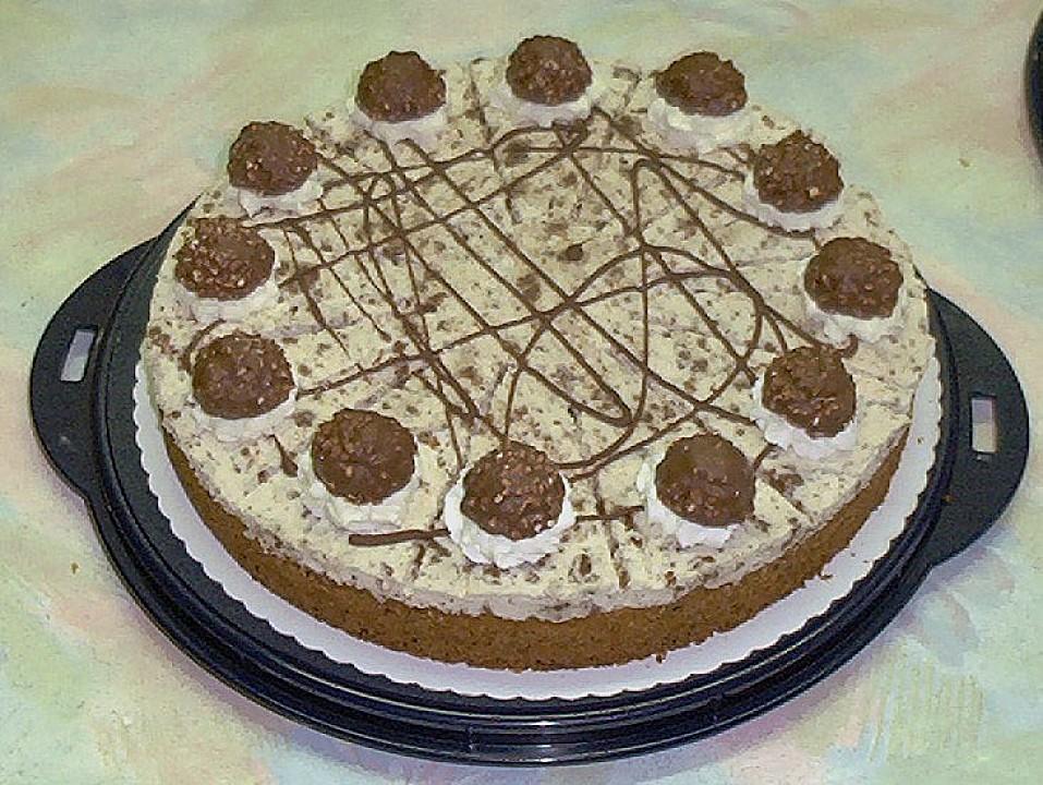 Rocher Kuchen Kirschen Appetitlich Foto Blog Fur Sie