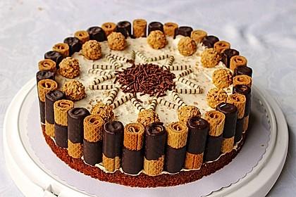 Rocher - Torte 1