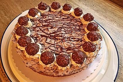 Rocher - Torte 5