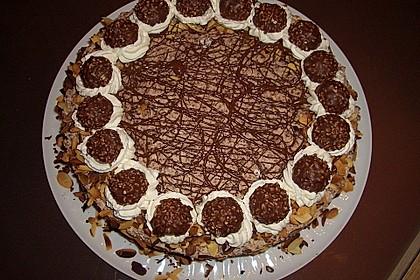 Rocher - Torte 8