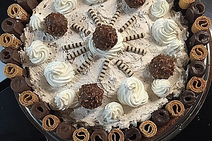 Rocher - Torte 7
