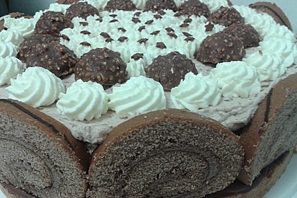 Rocher - Torte 16