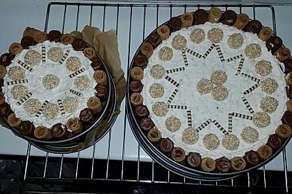 Rocher - Torte