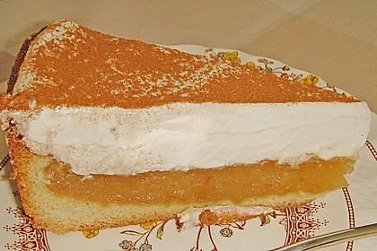 Apfel - Schmand - Torte 10