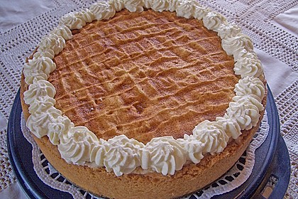 Apfel - Schmand - Torte 9