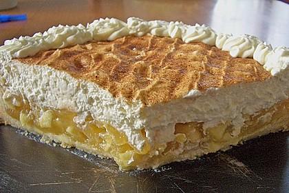 Apfel - Schmand - Torte 5