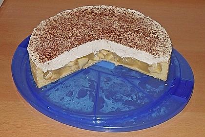 Apfel - Schmand - Torte 21