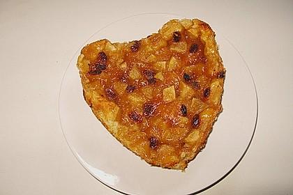 Apfel - Schmand - Torte 58