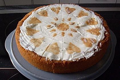 Apfel - Schmand - Torte 37