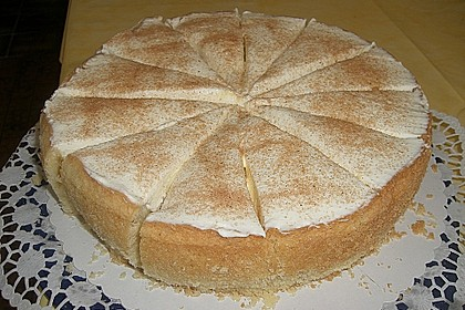 Apfel - Schmand - Torte 33