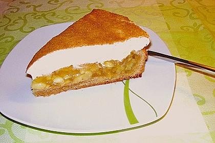 Apfel - Schmand - Torte 11
