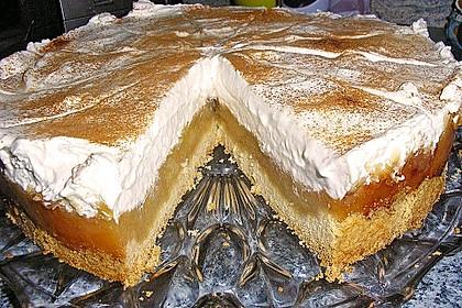Apfel - Schmand - Torte 12
