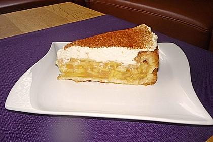 Apfel - Schmand - Torte 6