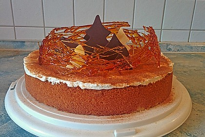 Apfel - Schmand - Torte 1