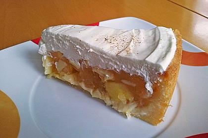 Apfel - Schmand - Torte 2