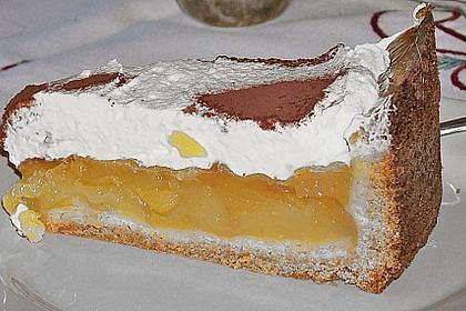 Apfel - Schmand - Torte 16