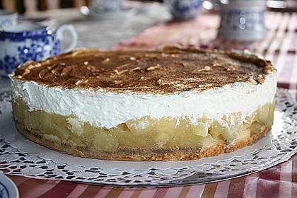 Apfel - Schmand - Torte 3