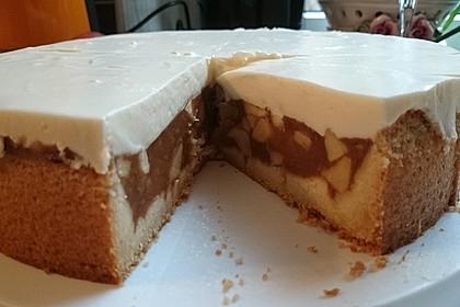 Apfel - Schmand - Torte 19