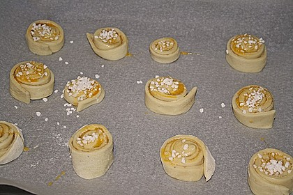 Schwedische Zimtschnecken (Kanelbullar) 205