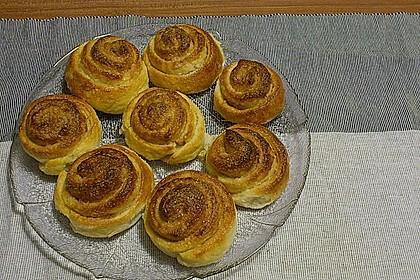 Schwedische Zimtschnecken (Kanelbullar) 139