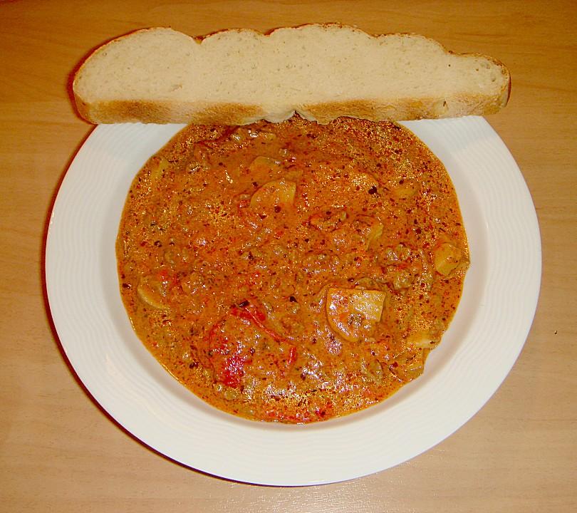 Pizzasuppe von bellado...