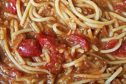 Spaghetti Bolognese Gran Gusto 26