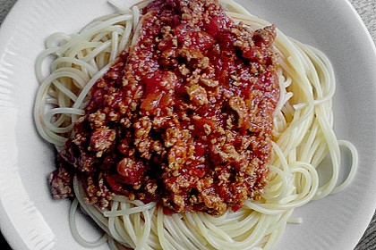 Spaghetti Bolognese Gran Gusto 27