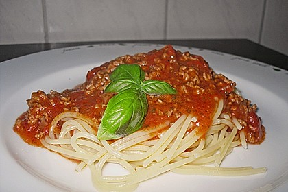 Spaghetti Bolognese Gran Gusto 15