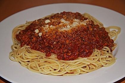 Spaghetti Bolognese Gran Gusto 16