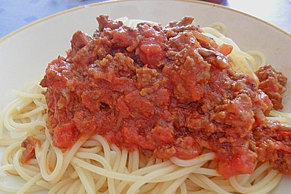 Spaghetti Bolognese Gran Gusto 51
