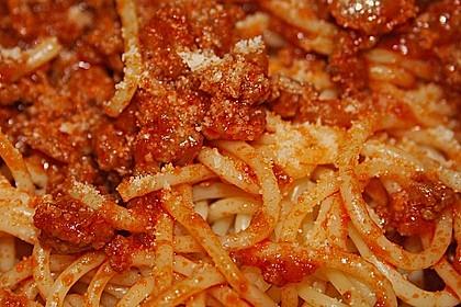 Spaghetti Bolognese Gran Gusto 45