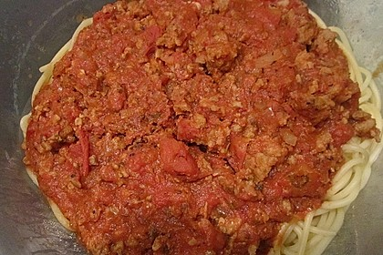 Spaghetti Bolognese Gran Gusto 60