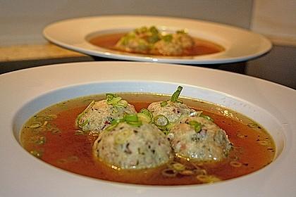 Tiroler Knödel Suppe 2