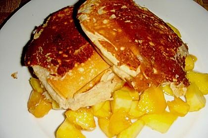 Quarkpuffer mit Pfirsichen 21