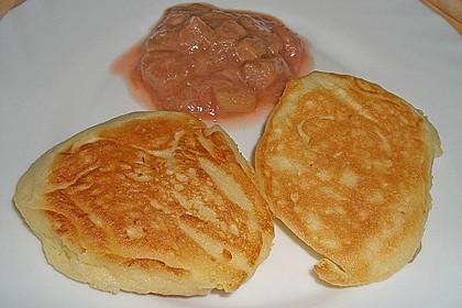 Quarkpuffer mit Pfirsichen 15